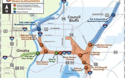 Council Bluffs Interstate System Improvement Program